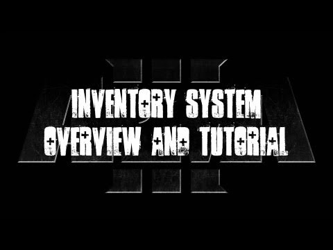 ArmA 3 - Gear Customization and Inventory System Overview
