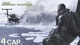 CALL OF DUTY MODERN WARFARE 2 | Capitulo 4 | Gameplay Español (1440p60 HD)