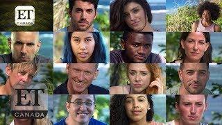 Meet The New Survivor Castaways Extended