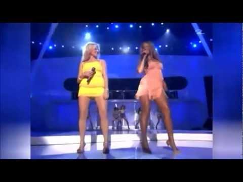 Beyoncé Knowles & Jewel - Proud Mary [Live]