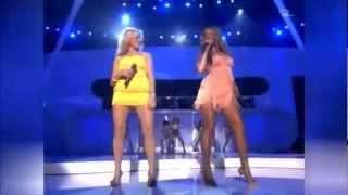 Клип Beyonce - Proud Mary ft. Jewel (live)