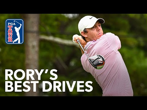 Rory McIlroy's best drives of the 2018-19 PGA TOUR Season