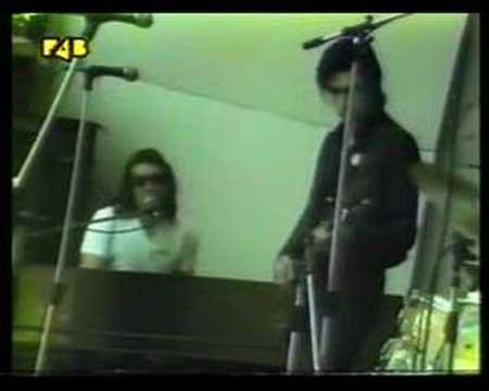 John Cale - Fear Is A Mans Best Friend (&amp; Chris Spedding)