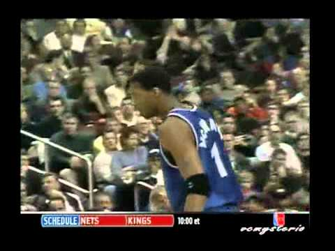Tracy McGrady 44pts vs. 76ers (03.28.01) - First Game-Winner by Tmac