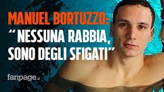 Manuel Bortuzzo dall'ospedale: \