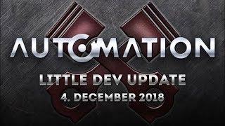 Little Dev Update: 4. December 2018 (LC V3 Release Date, New Mechanics)