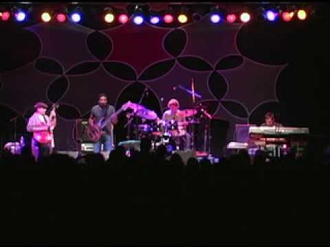 Oteil and the Peacemakers Summercamp 07