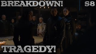 Tragedy is Coming! Game of Thrones Season 8 Episode 2 Breakdown | Knight of the Seven Kingdoms