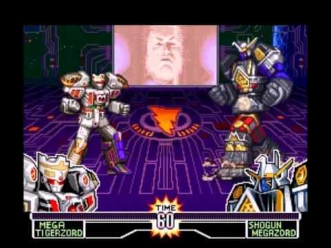 Misc Computer Games - Mighty Morphin Power Rangers - Ivan Ooze