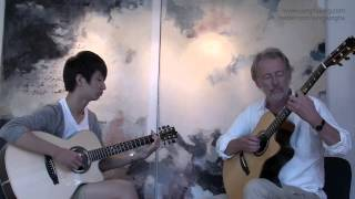 (Ulli Boegershausen) Fanoe - Ulli Boegershausen and Sungha Jung