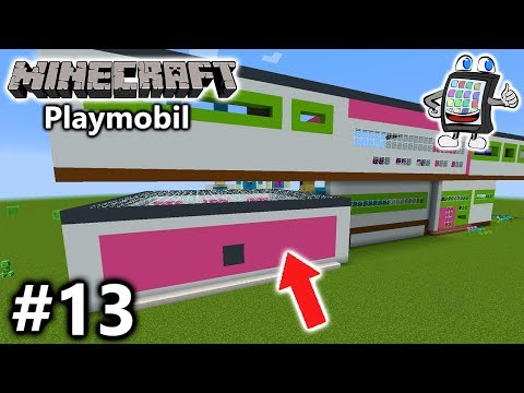 MINECRAFT Playmobil Luxusvilla bauen #5 - DIE KÜCHE STEHT! Let\'s ...