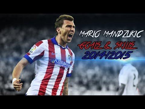 Mario Mandžukić ►Goals & Skills | Atletico Madird | 2014-2015 | - [HD]
