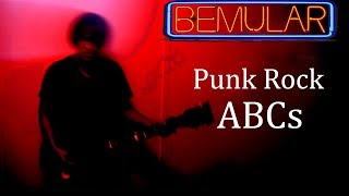 PUNK ROCK ABCs - by Bemular
