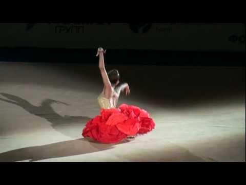 Гран при, 2013, гала, Маргарита Мамун.