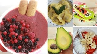 COSA MANGIO IN UN GIORNO#7 | WHAT I EAT IN A DAY  HEALTHY FOOD