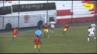 CAN 2015 | Match amical Sénégal 5-2 Guinée