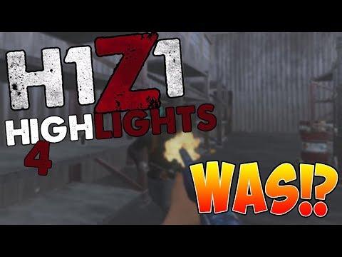 WAAAAAS!?!? H1Z1 Highlights #4