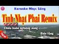 Karaoke | Tình Nhạt Phai Remix | Nhạc sống chất lượng cao thumbnail