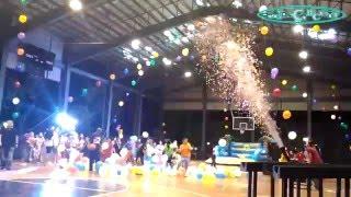 Balloon Drop & ½kg Confetti @ Valle Verde by Funk Circuit