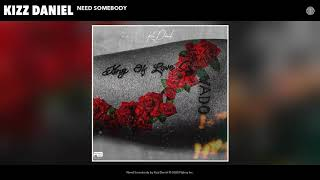 Kizz Daniel - Need Somebody (Audio)