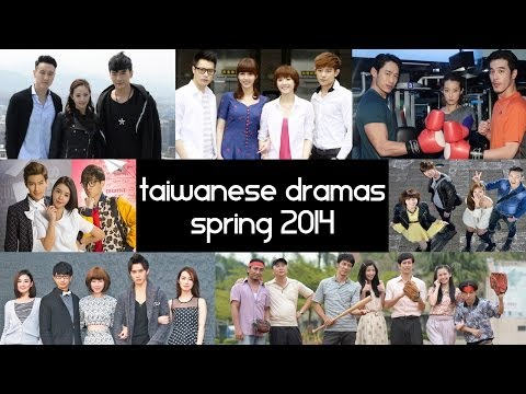 Top 7 New 2014 Taiwanese Dramas of Spring - Top 5 Fridays