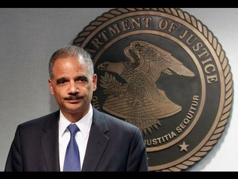 Holder: Too Big to Jail?