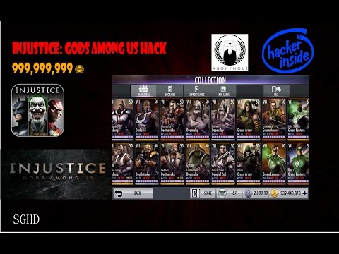 How to Hack Injustice: Gods Among Us iOS 7 (No Jailbreak) 999.999.999 COINS