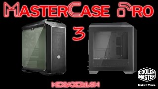 MasterCase Pro 3 , Quick look and build instructions