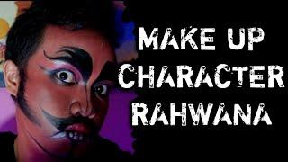 Make Up CHARACTER Tutorial - RAHWANA - Indonesia