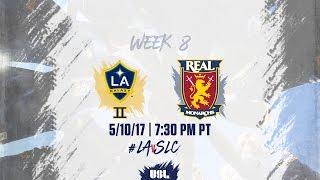 Лос-Анджелес II : Реал Монархс