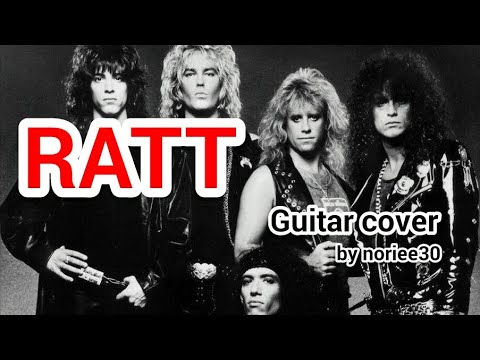 RATT 7th Avenue cover