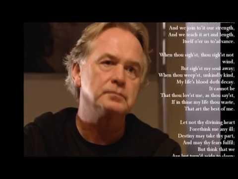Klaus Hoffmann - Lied (John Donne)