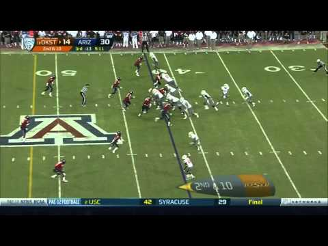 Joseph Randle vs Arizona 2012
