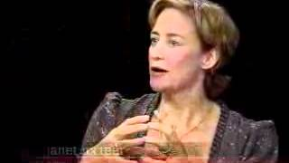 Janet McTeer and Harriet Walter talk about the play 'Mary Stuart' (2009 - Charlie Rose)