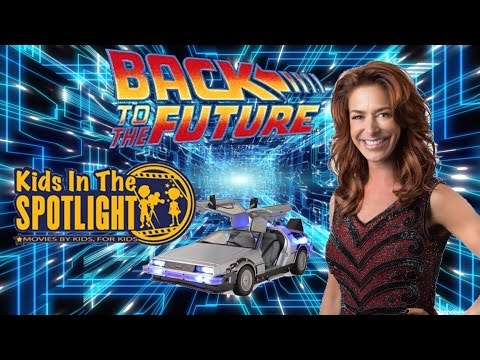 Claudia Wells 2015 Claudia Wells Kids in The