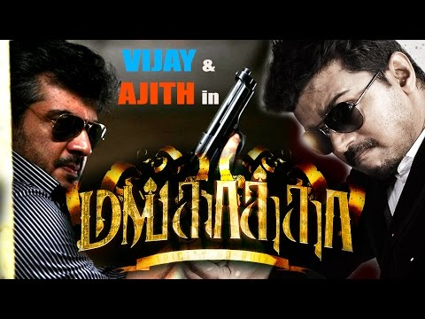 VIJAY AND AJITH: Mankatha Trailer HD