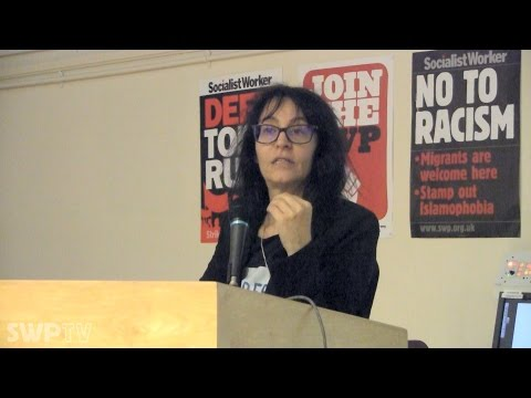What is the future of the Palestinian revolution - Karma Nabulsi & Tom Hickey