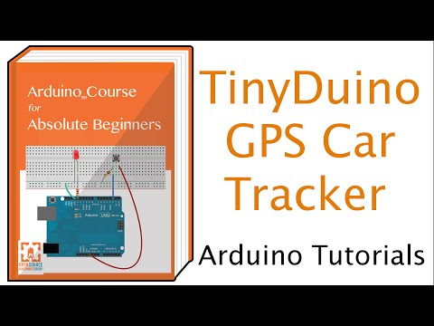 Tiny Arduino Compatible GPS Car Tracker :: James Bond Wanna Be