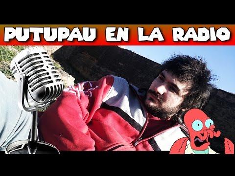 PUTUPAU EN LA RADIO!! ENTREVISTA EPICA + RAP