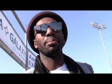 NBA Star Luc Mbah a Moute loves boxing! EsNews Boxing