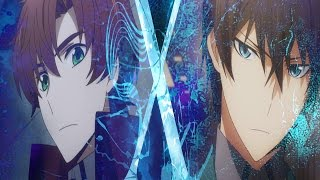 Mahouka Koukou No Rettousei ~ AMV ~ Untraveled Road (Nine School Compitition)