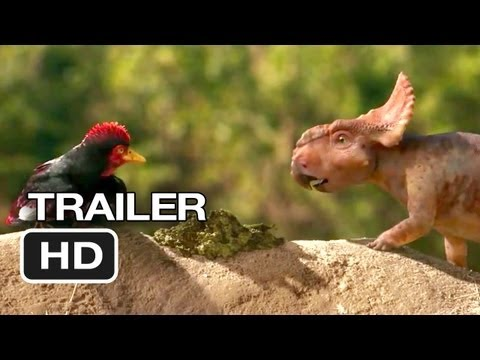 Walking With Dinosaurs 3D TRAILER 2 (2013) - CGI Movie HD