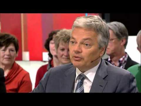 2013_1301 : 7dag : Didier Reynders campagne in Brussel (25 gemeenten)