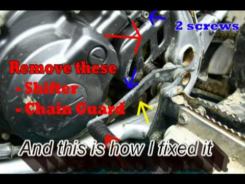How to fix Reverse revv limiter 03 Yamaha Raptor 660R