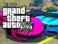 GTA 5 Next Gen - Sidearm's Hired Gun!  (GTA 5 First Person Racing!)