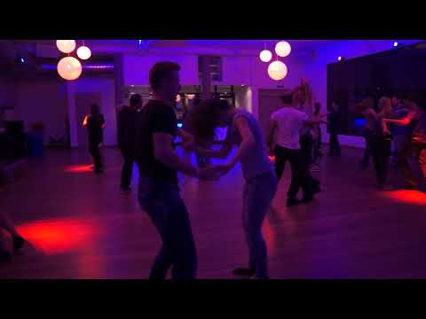 DIZC2014 - Social dances with Victor & Girl TBT ~ video by Zouk Soul