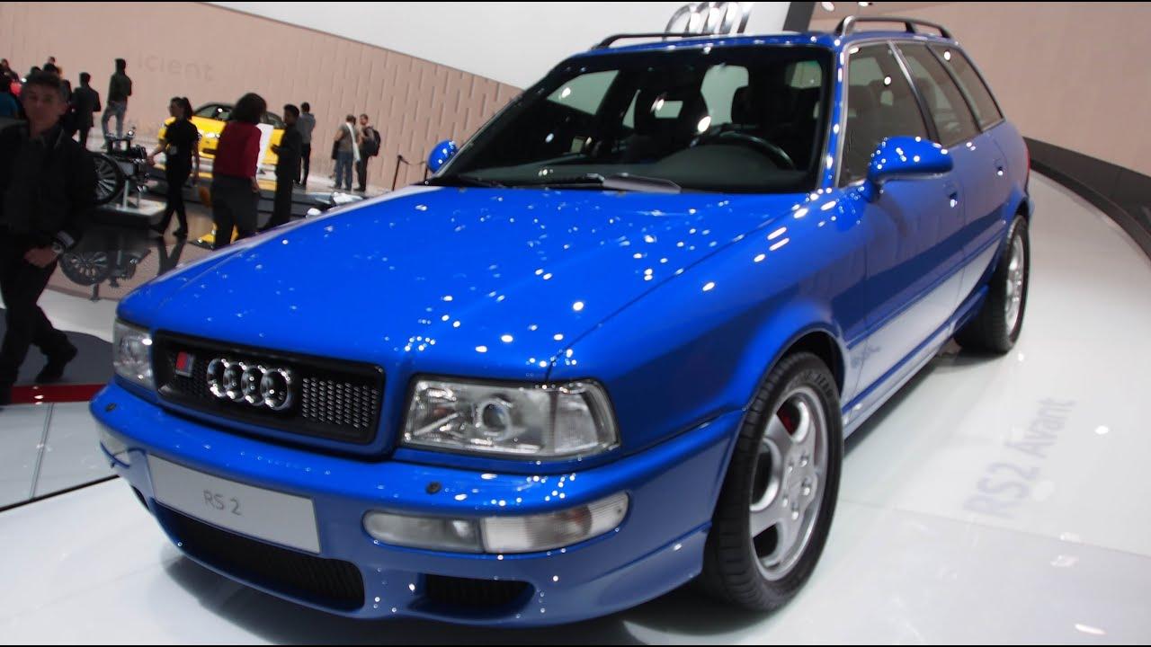 Audi Rs2 Avant 1995 Youtube