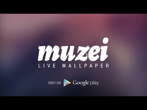 Muzei Live Wallpaper APK Cover