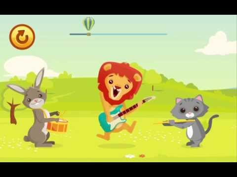 Animal Orchestra Spanish APK Cover