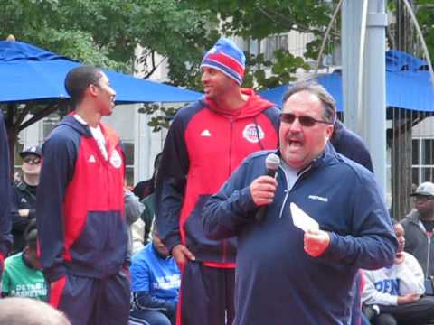 MEET YOUR 2014-15 DETROIT PISTONS AT THE  MEET AND GREET DOWNTOWN DETROIT 2014